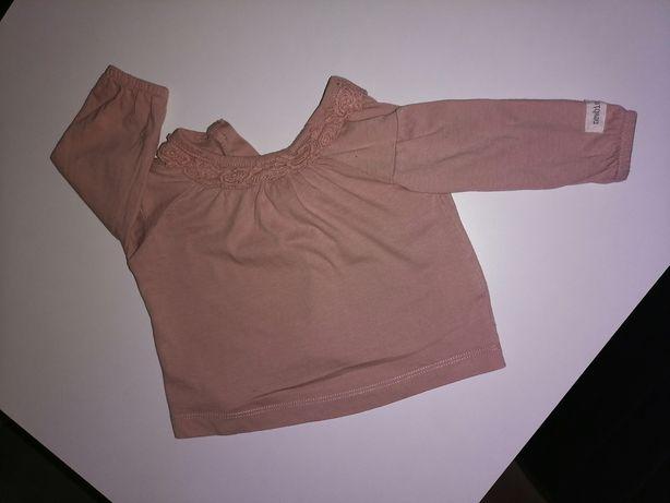 Bluzka newbie rozmiar 62