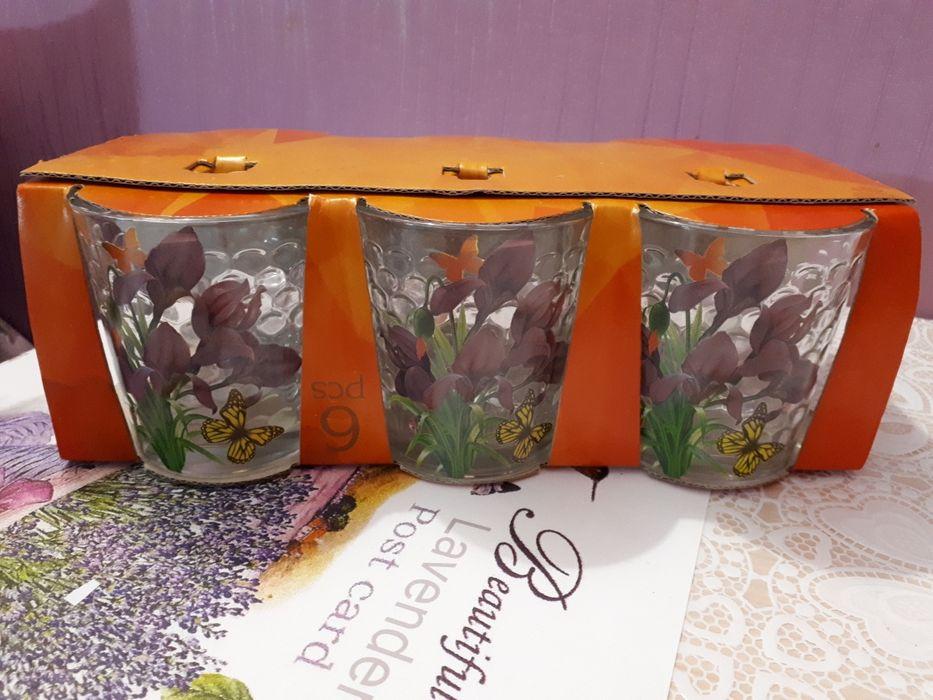 Новый набор стаканов 6шт в упаковке Харьков - изображение 1