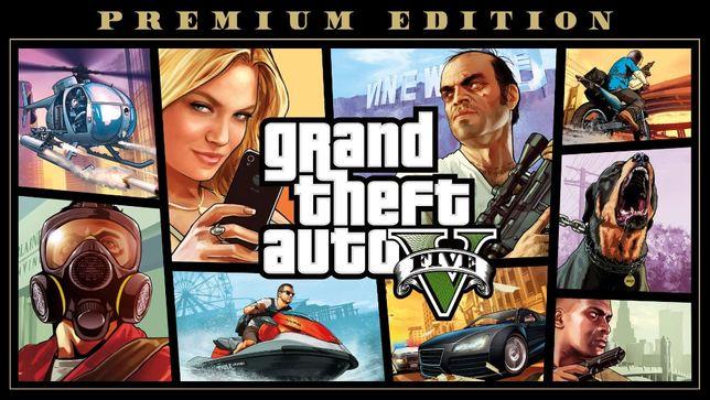 GTA V Premium Edition Online Лицензия