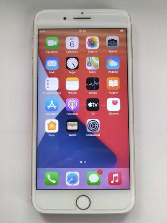 iPhone 8 PLUS ROSE GOLD Różowe Złoto *Zadbany*64GB