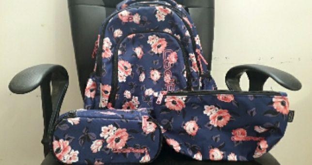 Plecak szkolny dla dziewczyki
