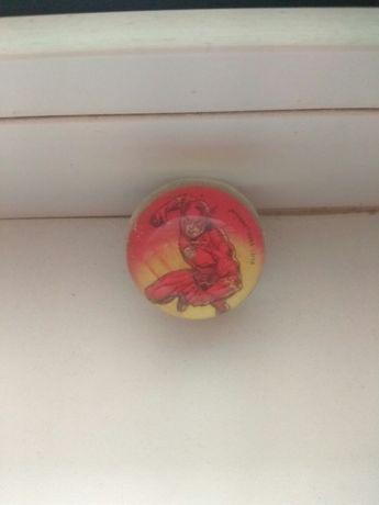 Мяч детский мяч м'яч м'ячик попрыгунчик Бетмен Флеш