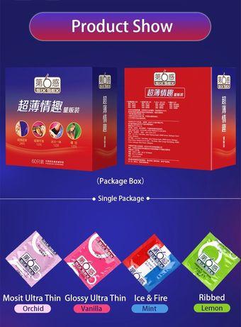 Презервативы ELASUN, Double One производства Таиланда