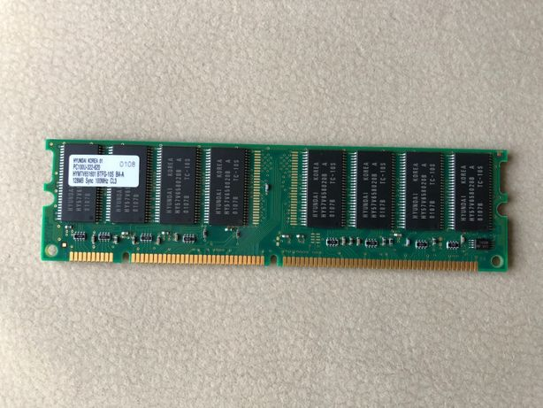 Pamięć RAM PC-100 SDRAM 128MB 168-pin PC Mac