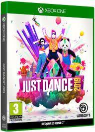 Just dance 2019 Tańce Kinect Smartfon XBOX ONE/S/X Najtaniej Sklep HIT