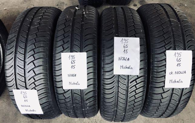 NOWE opony letnie Michelin 195/65/15, montaż / wysyłka