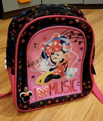 Plecak, plecaczek dla przedszkolaka Disney Myszka Minnie