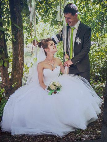 Весільна сукня(свадебное платье)
