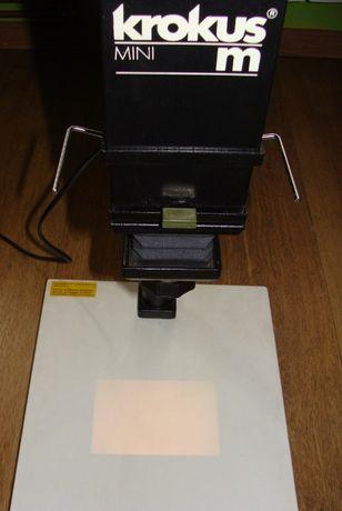 Powiększalnik Krokus mini oraz suszarka do zdjęć