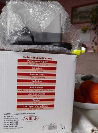 Materac przeciw odlezynowy  z pompka