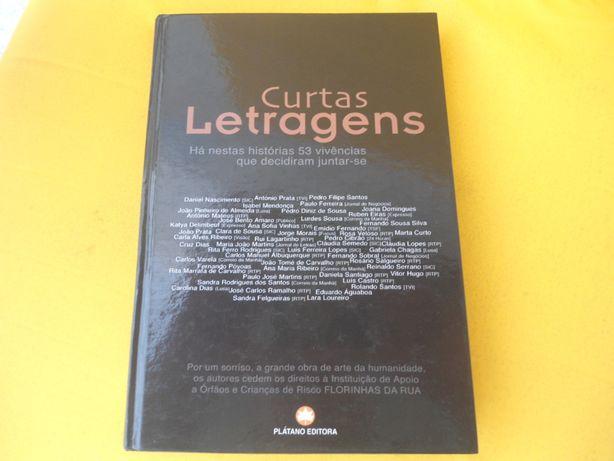 Curtas Letragens (vários autores)