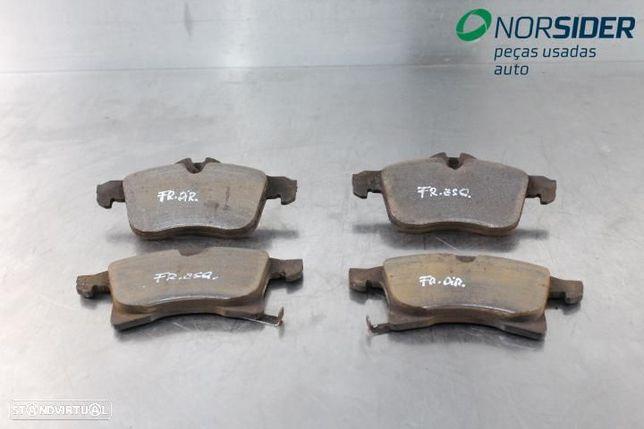 Conjunto calços past travao frt Opel Astra H Caravan|04-07