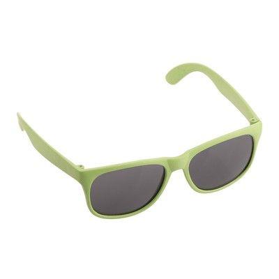 Okulary ekologiczne ze słomy pszenicznej z nadrukiem 20szt.