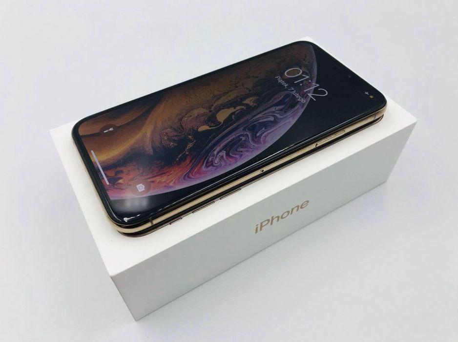 NOWA bateria • iPhone XS 64GB Gold • GWAR 1 MSC • AppleCentrum Wrocław - image 1