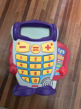 Maquina Calcular Fisher Price