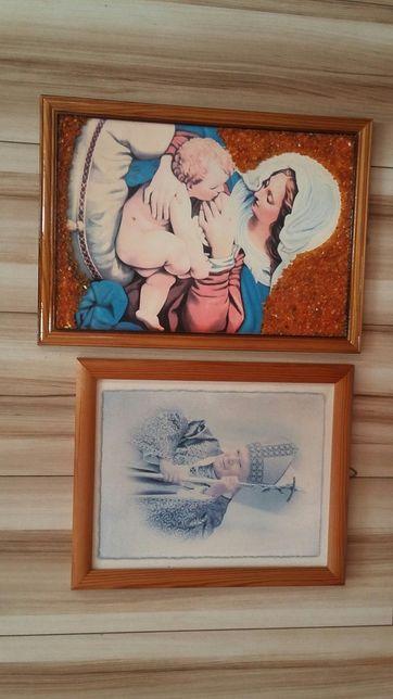 Obrazki religijne oddam