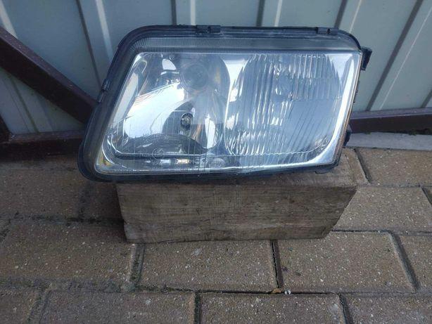 Lampy przednie + kier. Audi A3 8l