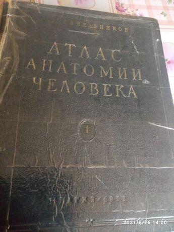 Атлас анатомии человека, патологическая анатомия