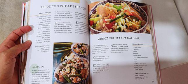 Livro Wok - Cozinha asiática