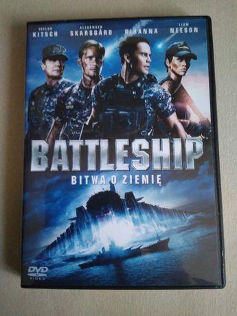 "Film dvd ,,Battleship:Bitwa o Ziemię"""