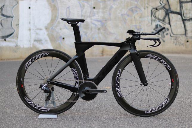 Bicicleta Triatlo/CR Trek Speedconcept Sram Red AXS 12v