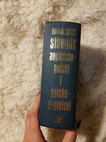 Nowoczesny słownik angielsko polski i polsko angielski 1998