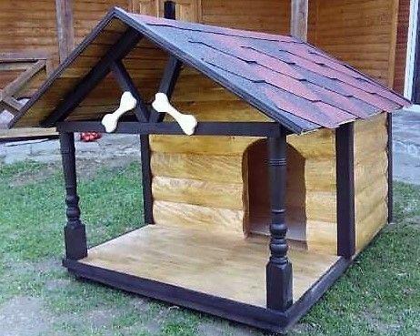 Будка для собак , собачья будка