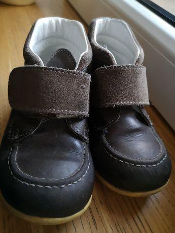Buty chłopięce skóra rozm 24 zarro