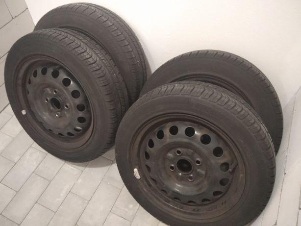 -KOŁA-FELGI 14- 155x65x14 letnie Opel Wagon Toyota inn