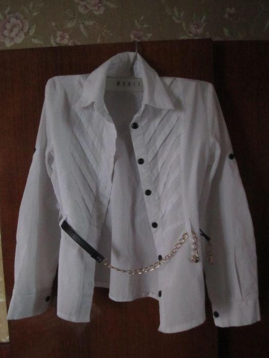 Блуза детская школьная Киев - изображение 1