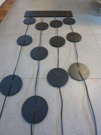 Cabide parede - Design Paulo Ramunni