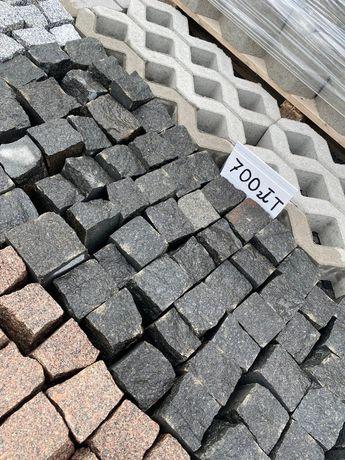 Kostka granit czarna 4-6 mm Bolesławiec dolnośląskie