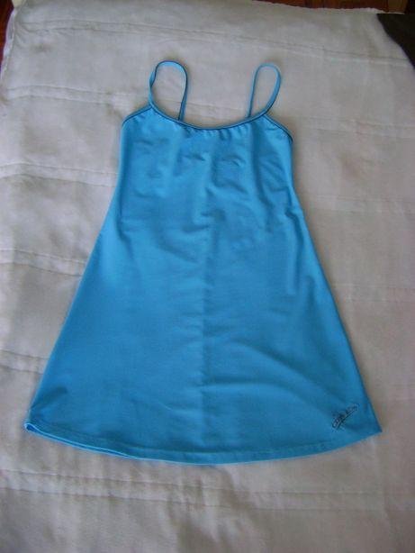 Vestido azul da Scorpion Bay - M