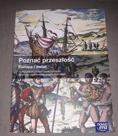 Historia i Społeczeństwo Poznać przeszłość Europa i świat podręcznik
