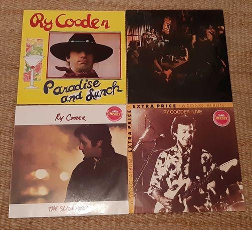 Ry Cooder - Quatro Discos Vinil
