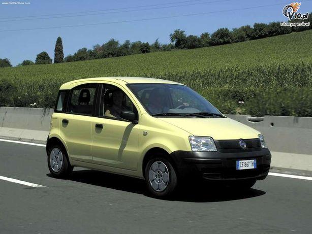 Tylnia klapa Fiat panda 2-więcej części