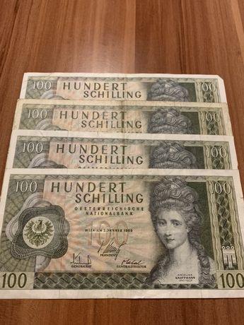 Banknoty zagraniczne kolekcjonerskie