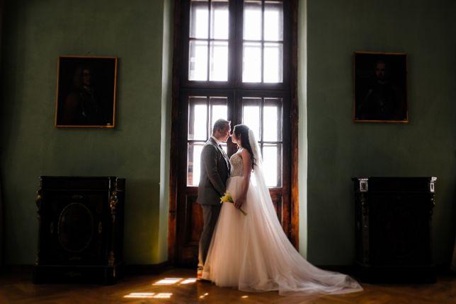 Весільна сукня, вишукане весільне плаття