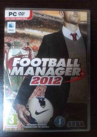 Gra Football Manager 2012 na PC firmy SEGA