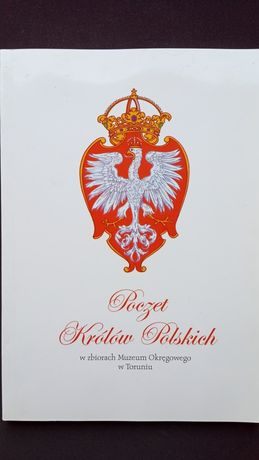 Książka Poczet Królów Polskich, Toruń 2000
