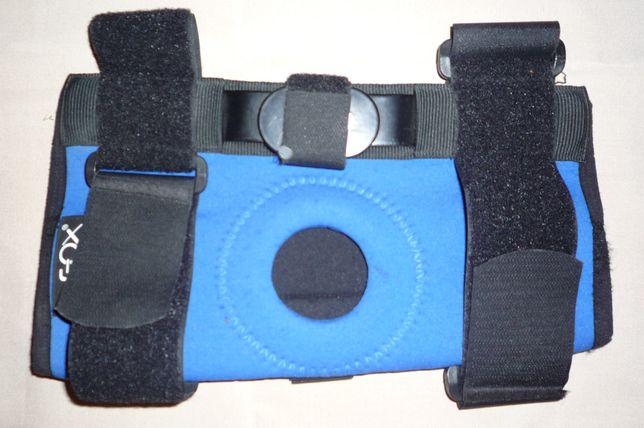 stabilizator kolanowy z szynami