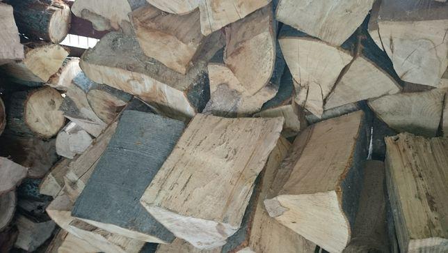 Drewno kominkowe sezonowane