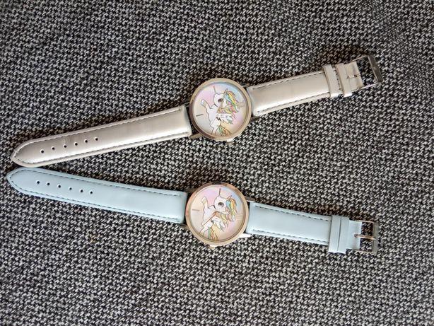 Nowe zegarki z jednorożcem.