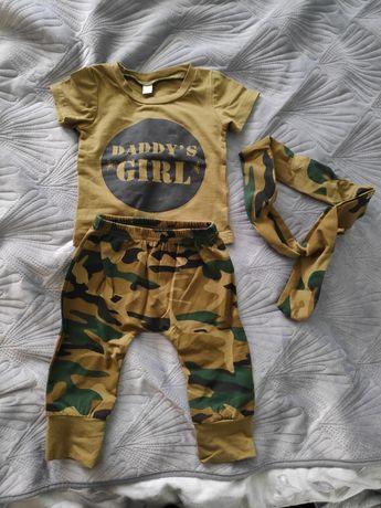 Moro strój dla dziewczynki