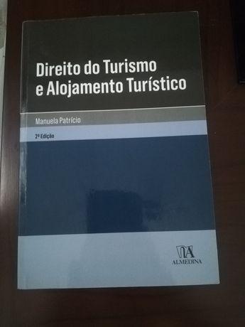 Direito do Alojamento Turístico, Manuela Patricio, 2a edição