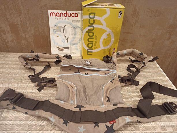 Эрго рюкзак Manduca limited edition