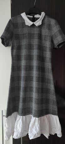 Sukienka Sinsay M krata