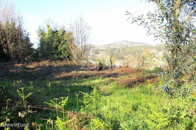 Terreno Agrícola com 600 m2 em Espinho, Braga