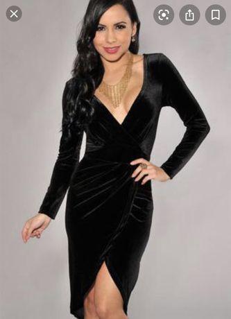 Плаття H&M, платье чорное