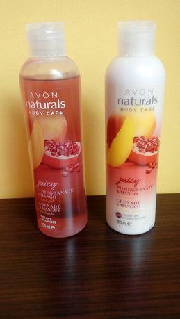Zestaw  Avon Naturals